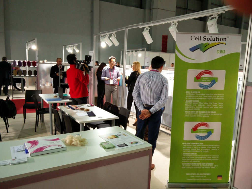 Cell Solution in Karsu Istanbul March 2016