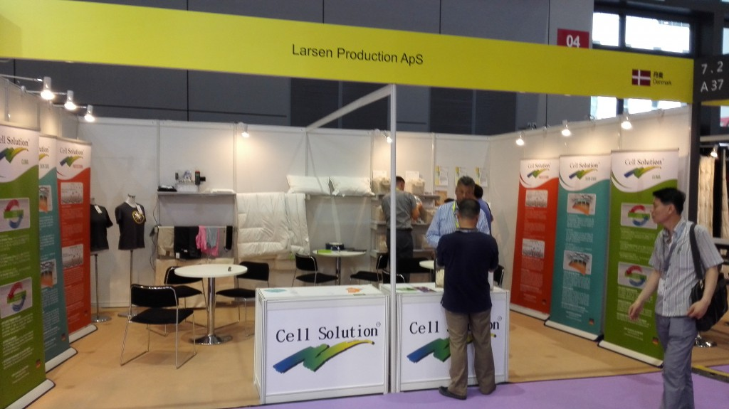 Cell Solution in Shanghai August 2015